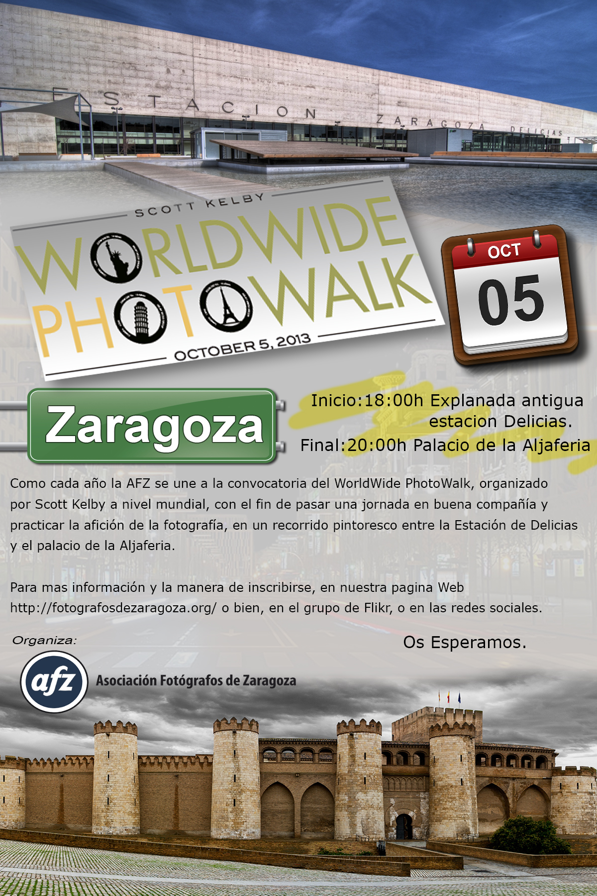 Cartel Photowalk