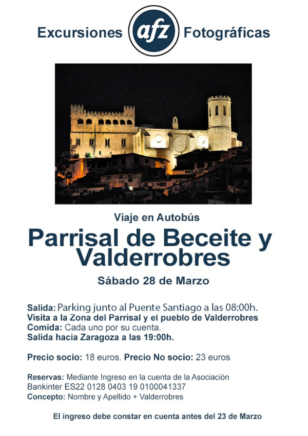 excursion Valderrobres